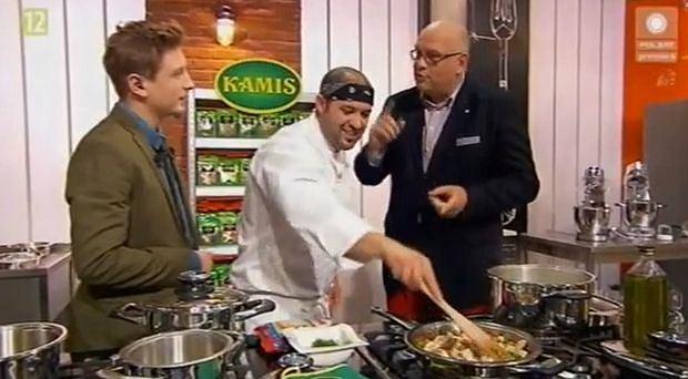 Martin Castro, Maciej Dobrzyniecki, Top Chef