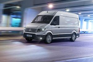 Volkswagen Crafter   Zupełnie nowy dostawczak z Polski