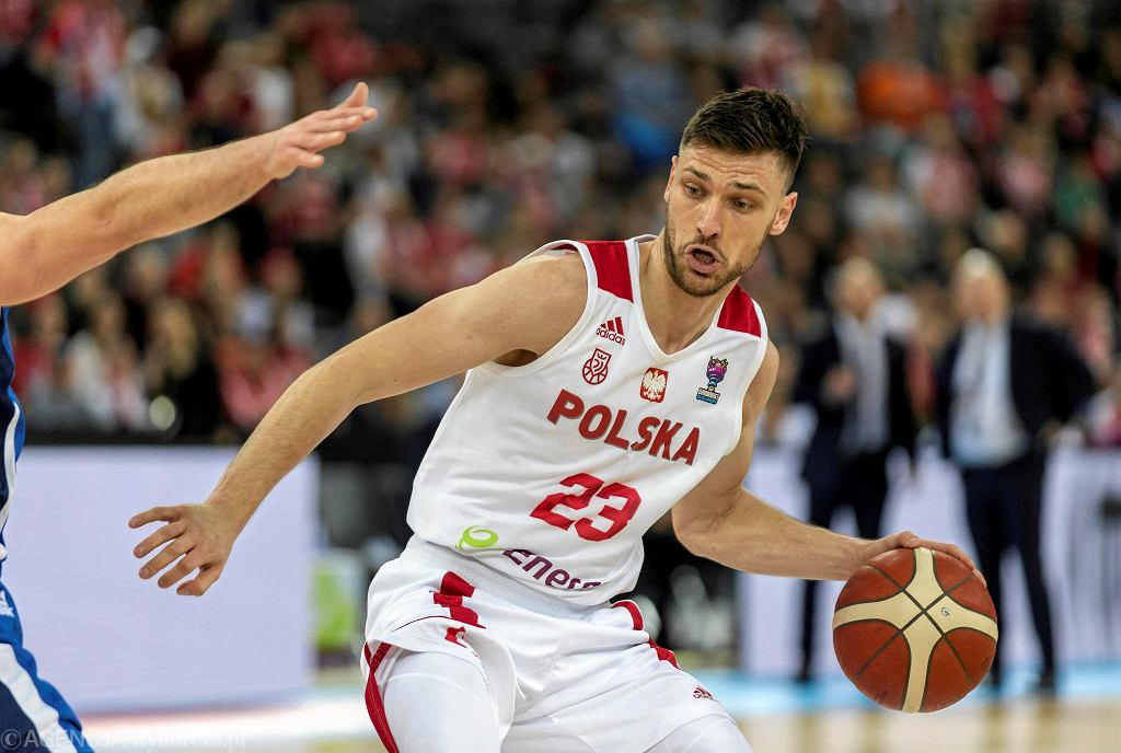 Michał Michalak, zawodnik reprezentacji Polski