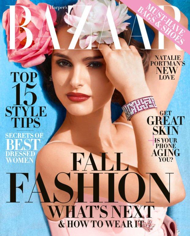 Natalie Portman dla Harper's Bazaar