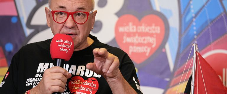 Jerzy Owsiak: Prezydent Andrzej Duda nie dba o zdrowie Polaków