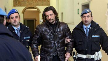 Aresztowany Luigi Sartor.