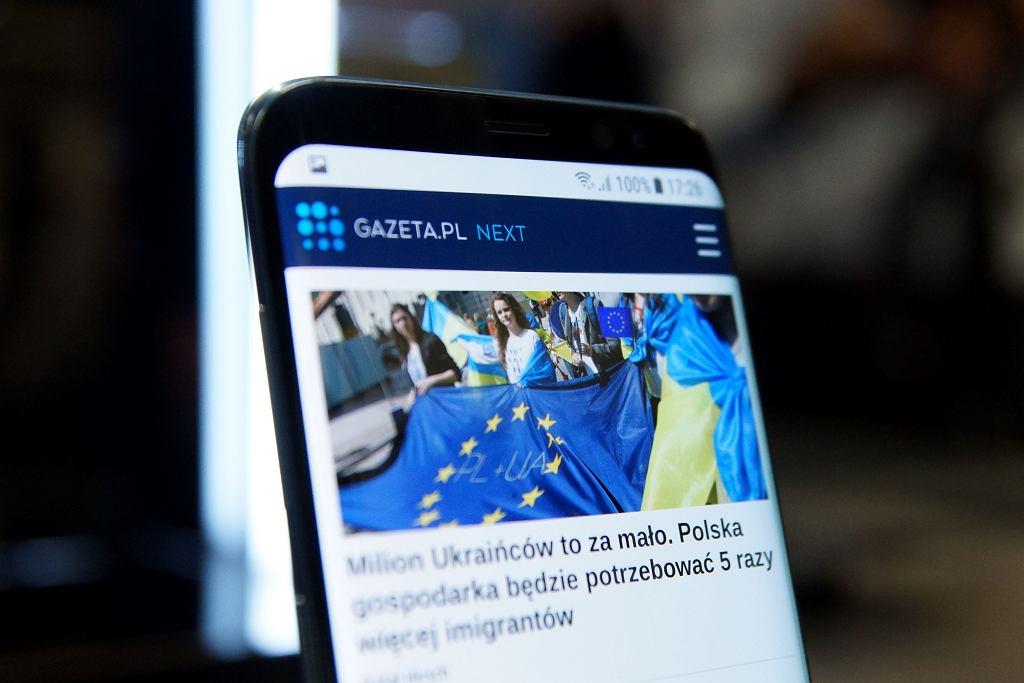 Premiera Samsung Galaxy S8 i S8 Plus