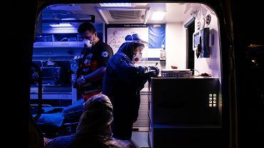 Pandemia koronawirusa. Szpitalny Oddział Ratunkowy Samodzielnego Szpitala Publicznego nr 4 w Lublinie, 16 czerwca 2020