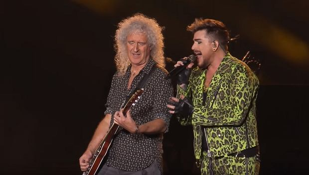 Queen + Adam Lambert - Fire Fight Australia Live Aid Full Performance
