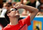 Australian Open. Jerzy Janowicz już poza turniejem. Bez szans z Isnerem