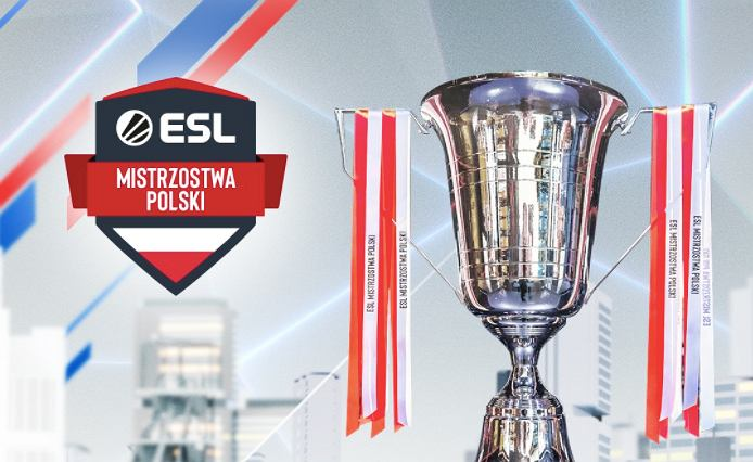 ESL Mistrzostwa Polski Wiosna 2021 w Counter Strike'a: Global Offensive. Źródło: Facebook, ESL Polska