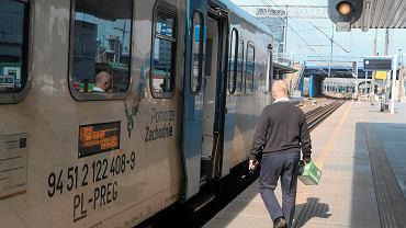 Dworzec Główny w Poznaniu opustoszał już kilka dni temu