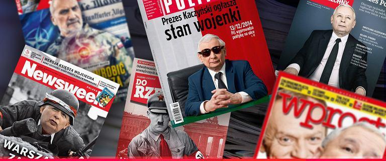''Newsweek'' o ''bezwładzie prezydenta [W TYGODNIKACH]