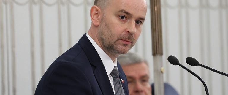 Afera KNF. Paweł Mucha o Zbigniewie Sokalu: Nie widzę podstaw do utraty zaufania