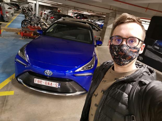 Toyota Mirai II