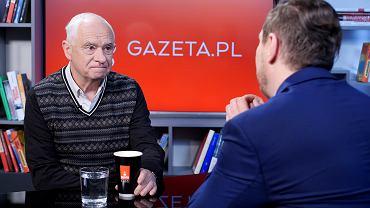 Janusz Zemke w porannej rozmowie Gazeta.pl