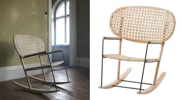 Fotel GRONADAL z IKEA