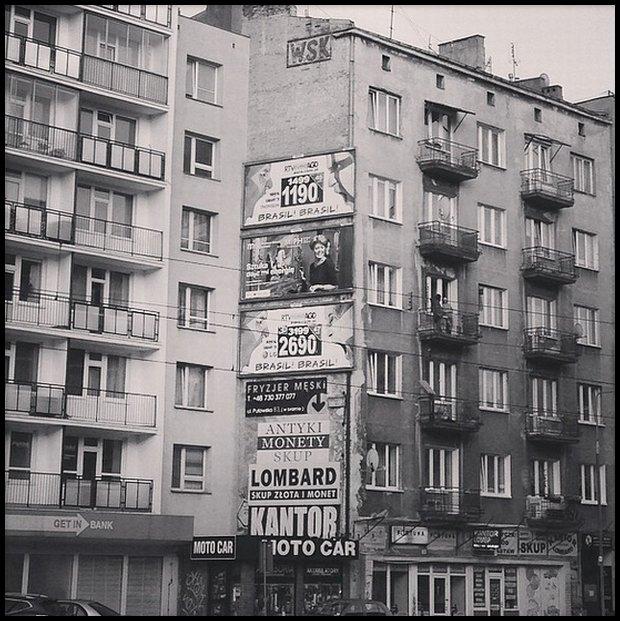 W domach z betonu nie ma wolnej miłości (Fot. Natalia Sosin)