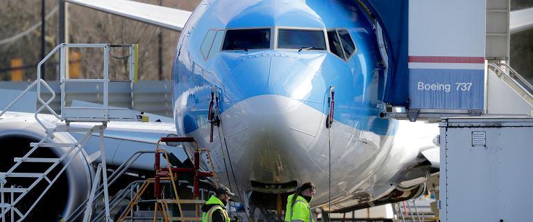 Boeing 737 Max: znaleziono b��dy w oprogramowaniu symulatora