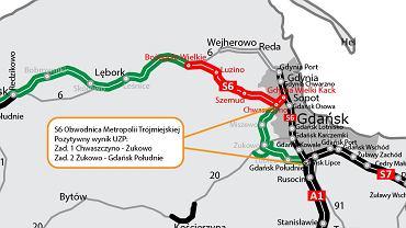 Trasa S6 - Obwodnica Metropolii Trójmiejskiej