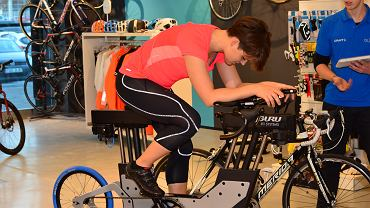 Bike fitting w Sport GURU