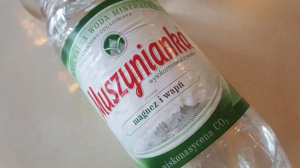Muszynianka to jedna z najbardziej rozpoznawalnych marek polskich wód