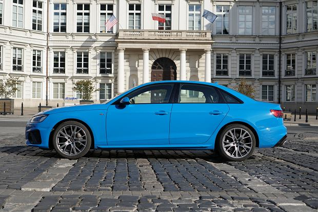 Audi A4 45 TFSI quattro