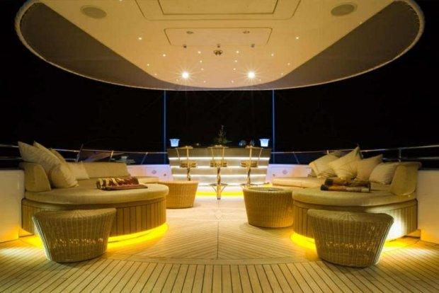 Jacht Al Said za 300 mln dolarów
