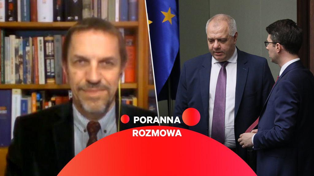 Prof. Flis w Gazeta.pl