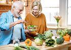 Najstarsi chorują z niedożywienia