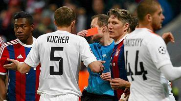 Ołeksandr Kuczer otrzymuje najszybszą czerwoną kartkę w historii Ligi Mistrzów