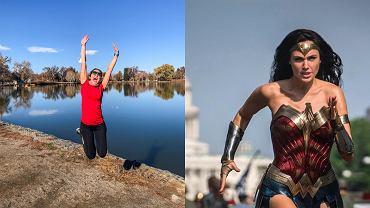 Jennifer Barnes przez tydzień wykonywała trening Wonder Woman