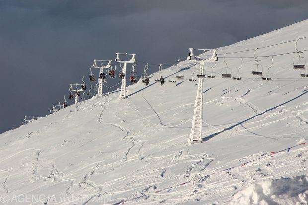 Dolina Goryczkowa, wyciąg krzesełkowy