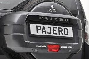 Nowe Mitsubishi Pajero z systemem Smartphone Link