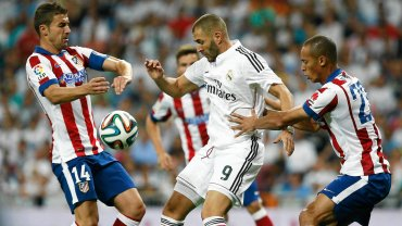 Atletico - Real Madryt 1:0