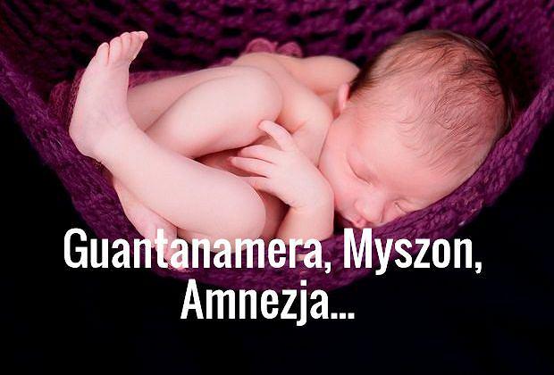Jakie imiona nadają Polacy swoim dzieciom? Nie zawsze tradycyjne