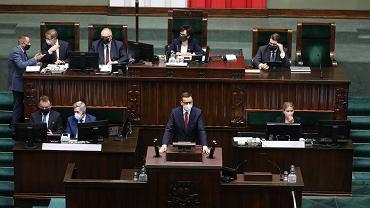 Sejm zagłosował za ratyfikacją Funduszu Odbudowy