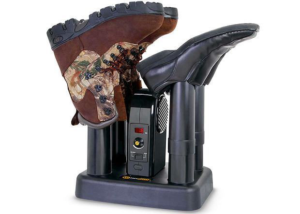 The Best Shoe And Boot Dryer. Cena: 90 dol.