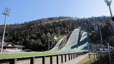 Skocznie narciarskie w Szczyrku