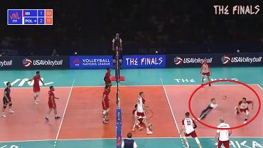 Kapitalna akcja w meczu Polski z Iranem