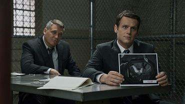 Kadr z serialu 'Mindhunter'
