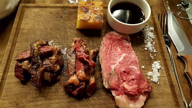 Wołowina dla zuchwałych - byliśmy na kolacji degustacyjnej w Ed Red. Jak było?