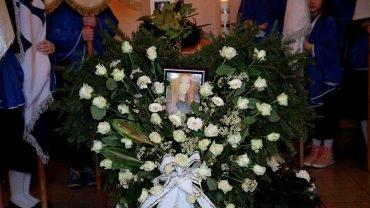 Pożegnanie zamordowanej 15-letniej Wiktorii z Krapkowic