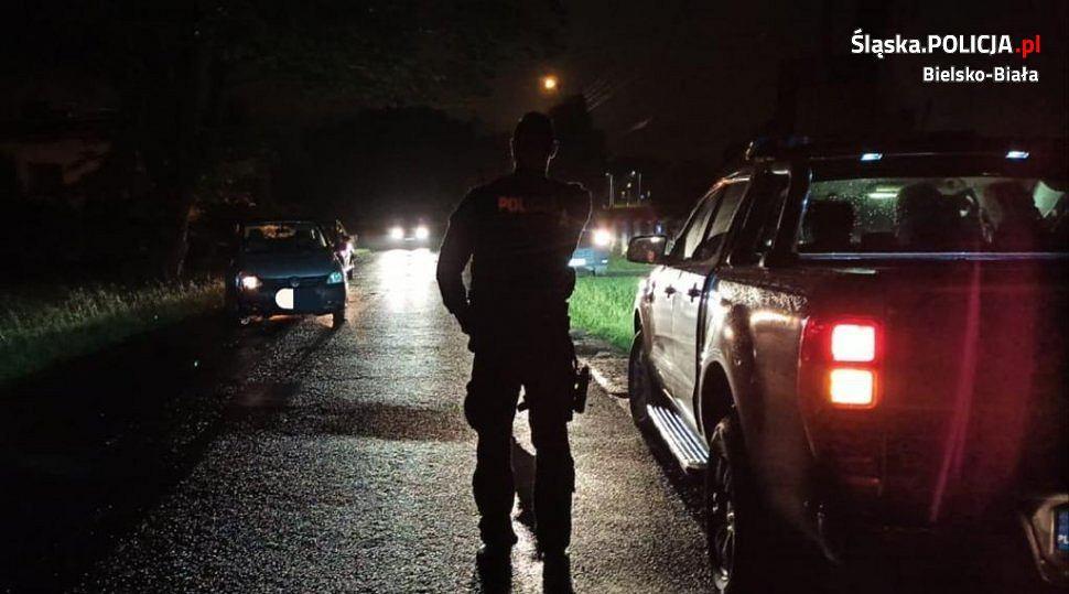 Pijany 62-latek został zatrzymany przez policje