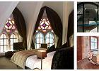 Hotel w kościele, zoo, samochodzie. Niezwykłe noclegi na świecie