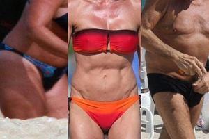 Janice Dickinson, Roberto Cavalli, Keely Shaye-Smith.