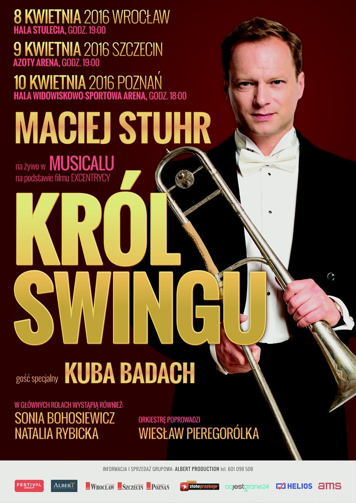 'Król Swingu'