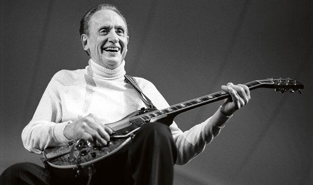 randki z Gibsonem Les Paulem