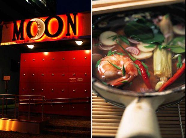 Ulubioną knajpą Jarosława Bieniuka jest restauracja Moon w Gdyni