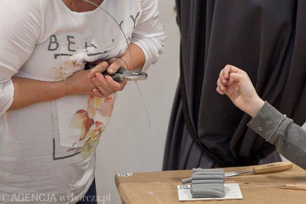 Zdjęcie numer 14 w galerii - W Gdyni odbyły się egzaminy wstępne do Liceum Sztuk Plastycznych [ZDJĘCIA]