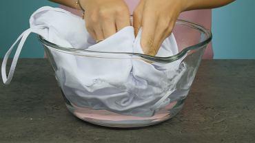 Jak wyczyścić żywicę z ubrań?
