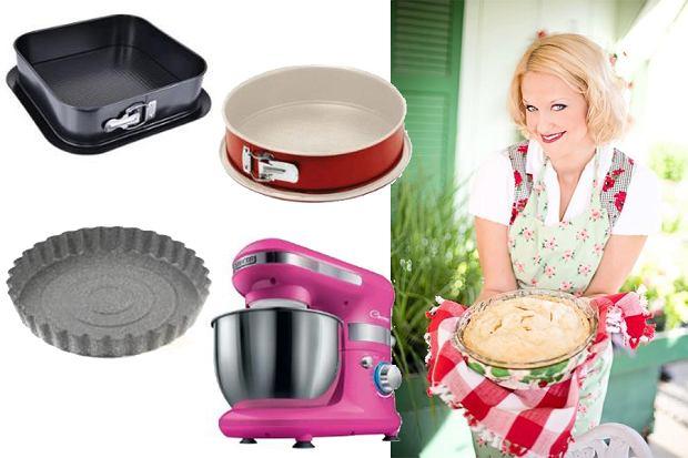 Akcesoria kuchenne do wypieku ciast