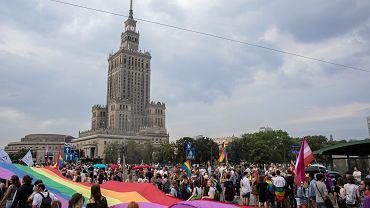 Parada Równości 2019 w Warszawie