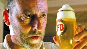 Jean Reno reklamujący piwo EB